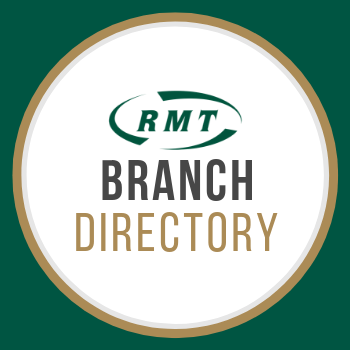 Branch addresses and meeting dates