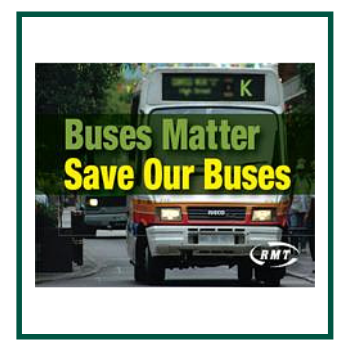 Save Our Buses Campaign image