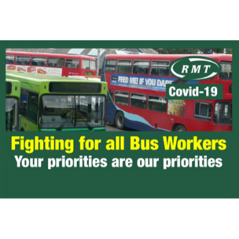 Protecting Bus Workers During Covid-19