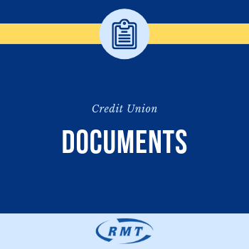Credit Union Documents