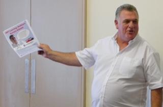 Steve Todd seafarers bursary