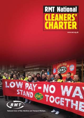Cleaners Charter