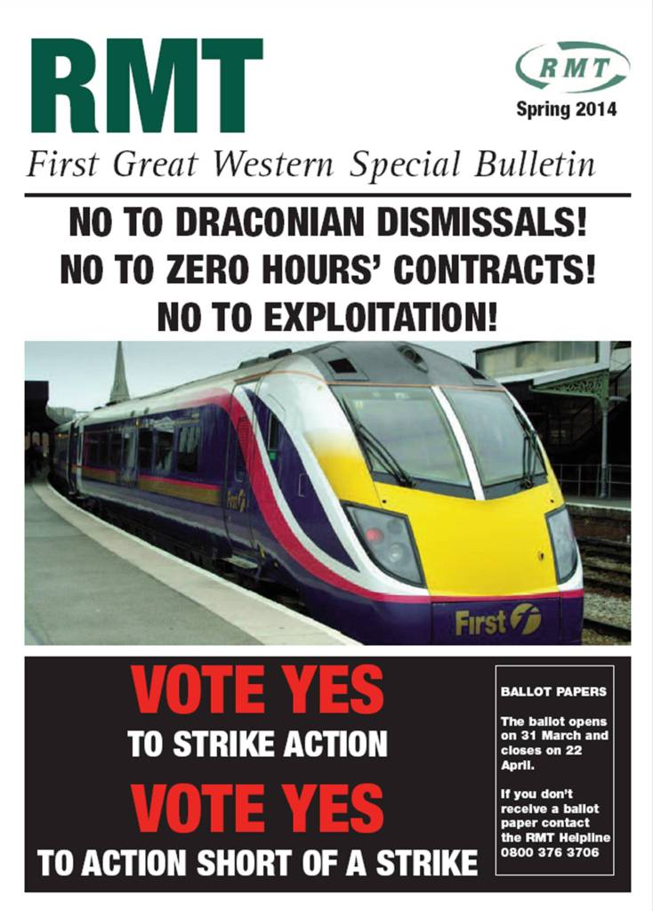 FGW Special March14