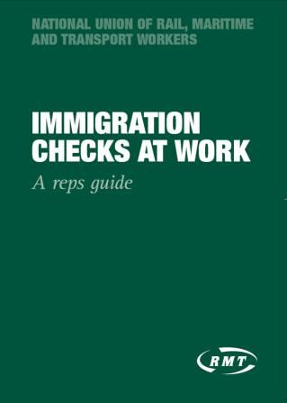 Immigration checks at work