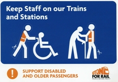 support older and disabled passengers