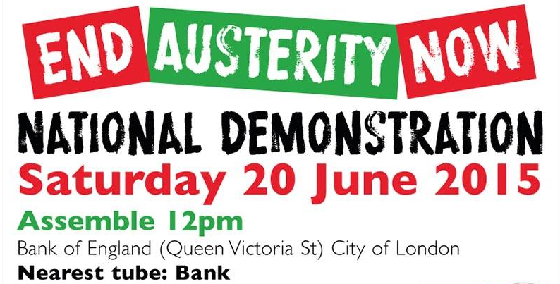 peoples assembly austerity event