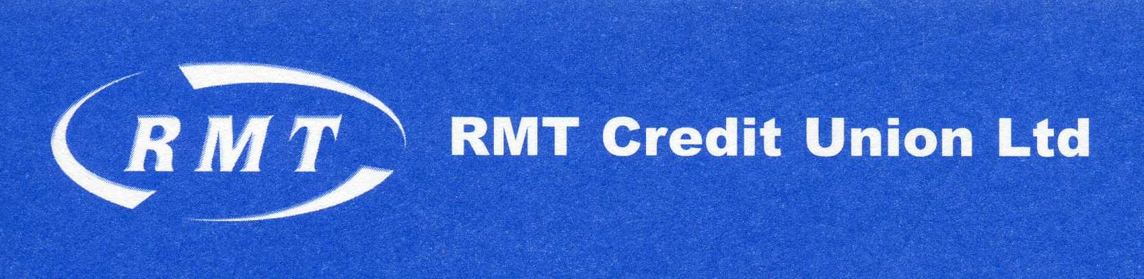 RMT Credit Union Blue Logo