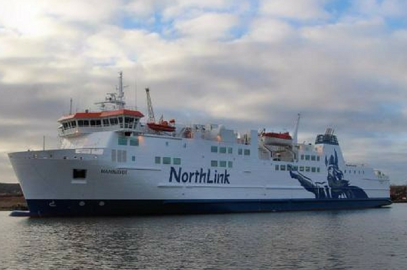 Scottish Parliament debates inter-island ferry services