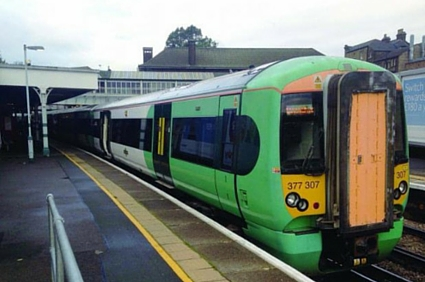6 x more Southern services are travelling without a OBS