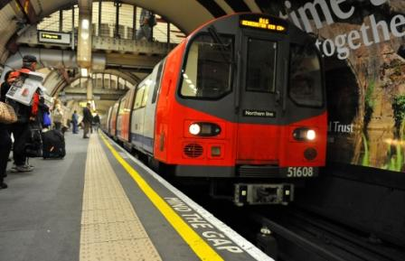 RMT on breakdowns hitting four tube lines this morning