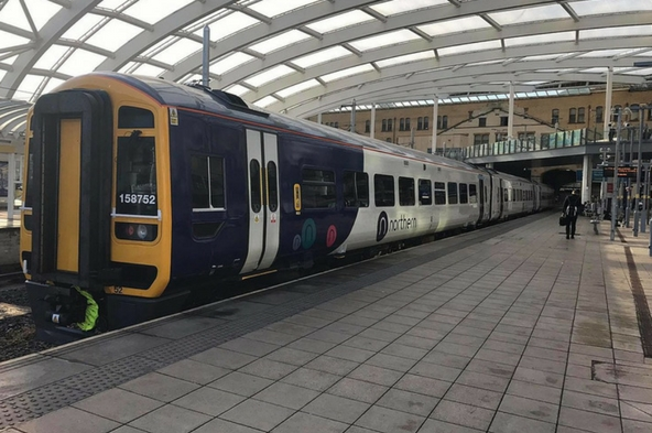 RMT strike action goes ahead on Northern Rail