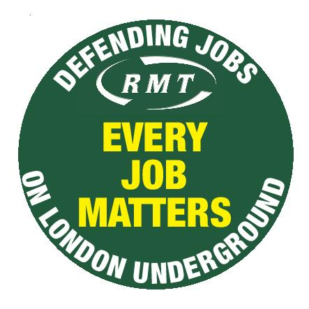 RMT suspends action in tube jobs and cuts dispute
