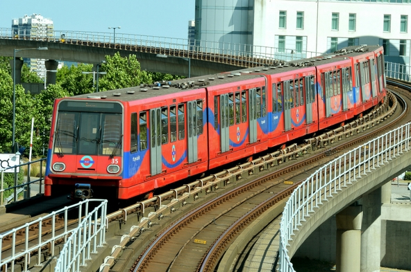 Strike action goes ahead on DLR this week