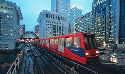 RMT confirms action on Docklands Light Railway
