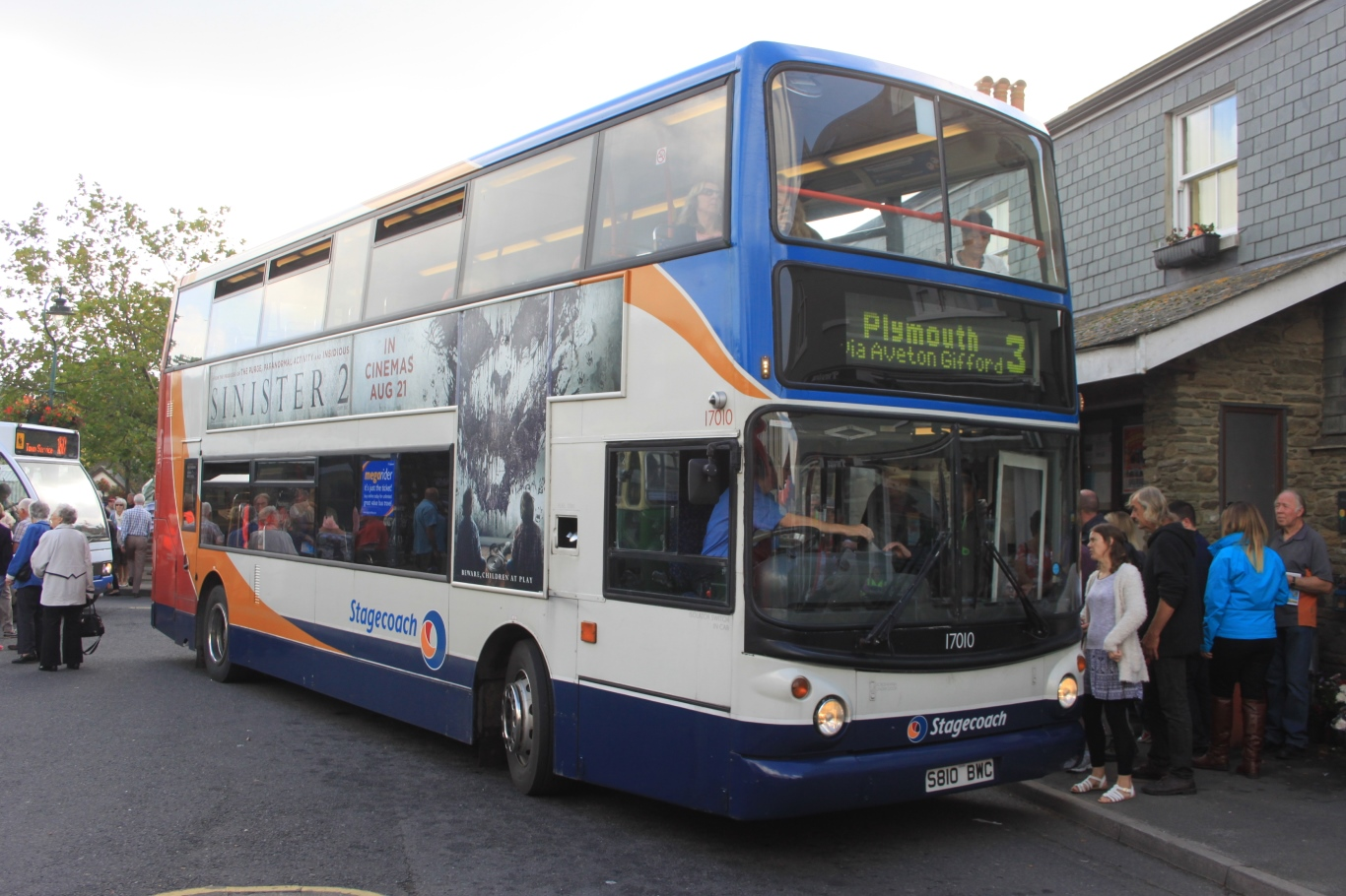 RMT confirms strike action on Stagecoach South West Buses
