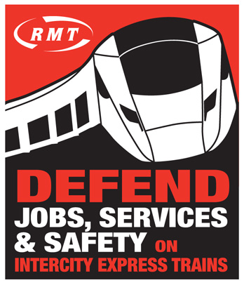 Defend safety and service on inter-city trains