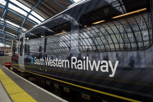 Strike action suspended on South Western Railway