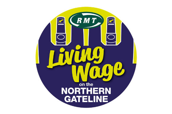Living Wage protest for Northern Gateline staff