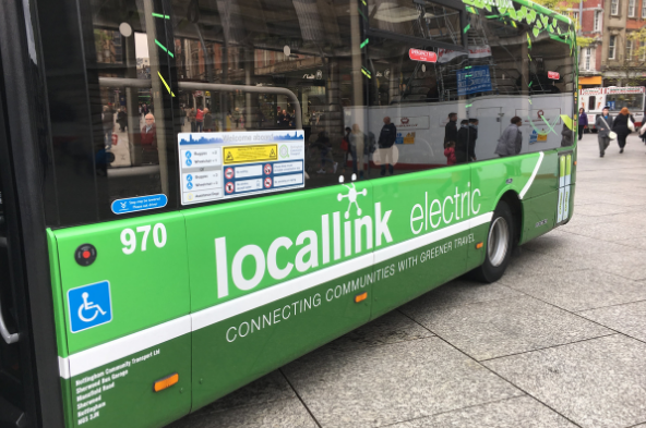 Protect Nottingham's Linkbus Network