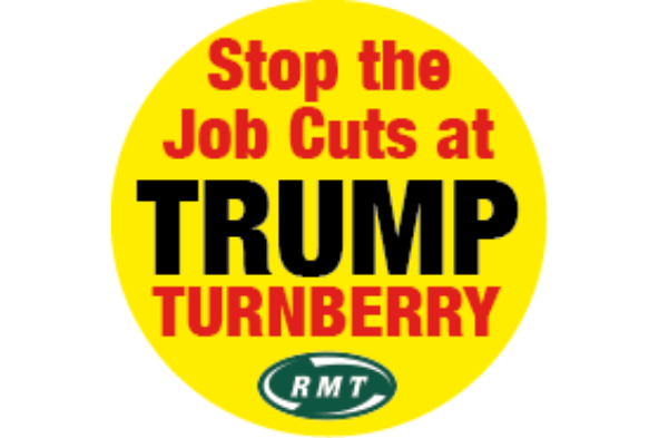 Stop the Job Cuts at Trump Turnberry