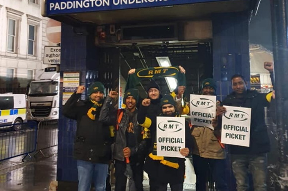 Rail Gourmet workers at Paddington depot to strike