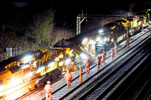 RMT wins inflation busting two year Network Rail pay deal