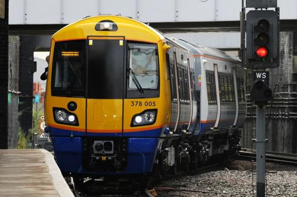 RMT London Overground Travel Safe Officers to strike