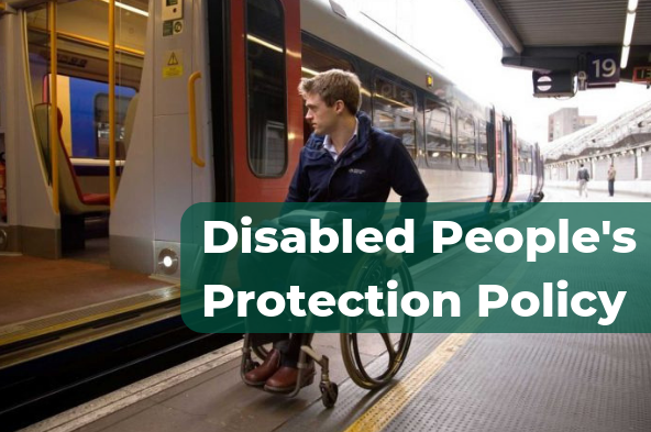 Disabled People's Protection Policy