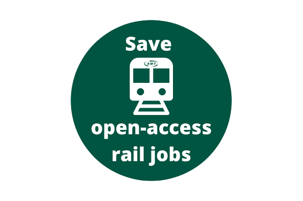 Save open-access rail jobs