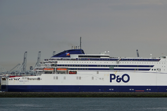 RMT demands government action over P&O