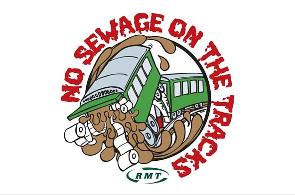 No Sewage on the Tracks