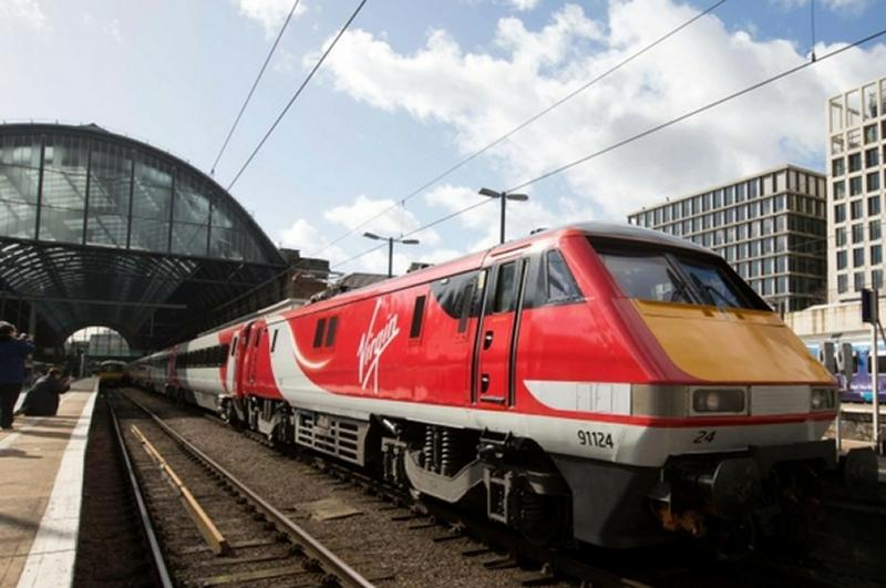 RMT ballots for action on Virgin East Coast