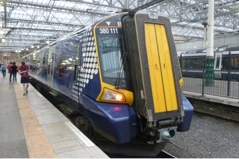 RMT Scotrail guards to strike at Glasgow Central