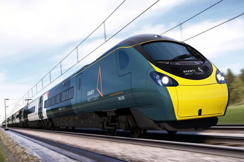 RMT condemns Government's West Coast Main Line plans
