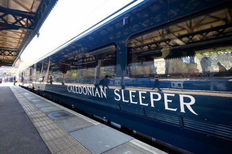 Second 48 hours of RMT strike action goes ahead on Caledonian Sleeper