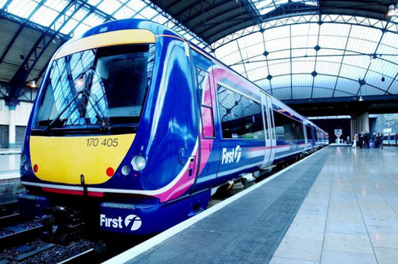 RMT appalled at bus and rail giant FirstGroup plans