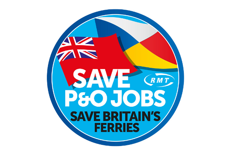RMT responds to Transport Secretary's comments on P&O redundancies