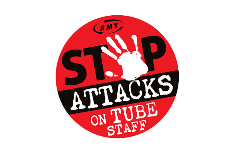 RMT demands action from LUL over rising levels of violent assaults