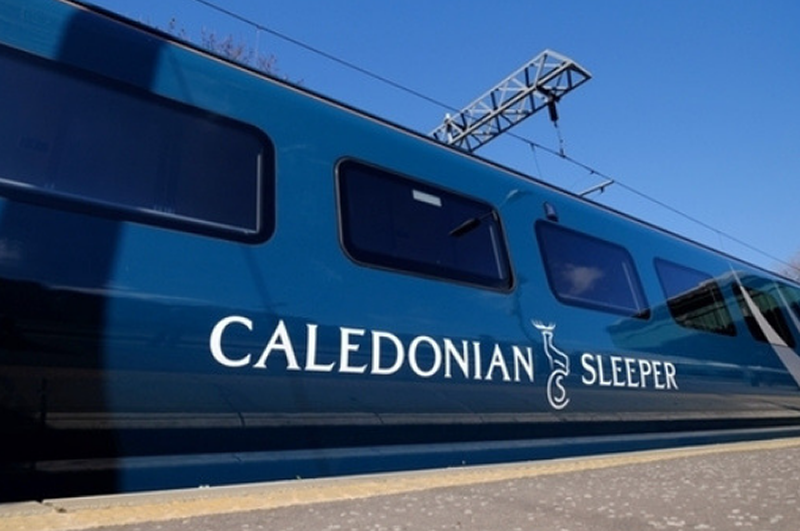 RMT confirms action on Scottish Sleeper services goes ahead