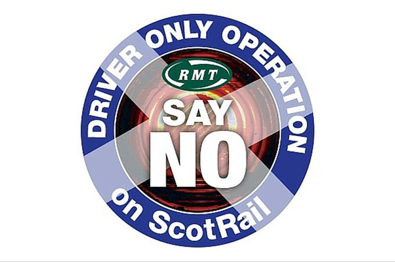 RMT announces new ScotRail strike dates