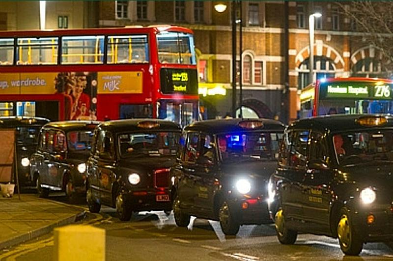 RMT welcomes London taxi report