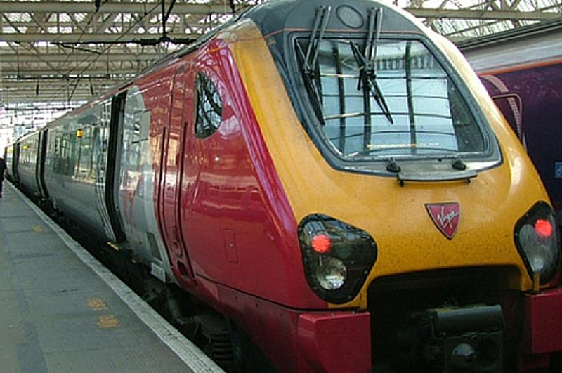 RMT announce strike dates on Virgin West Coast Catering