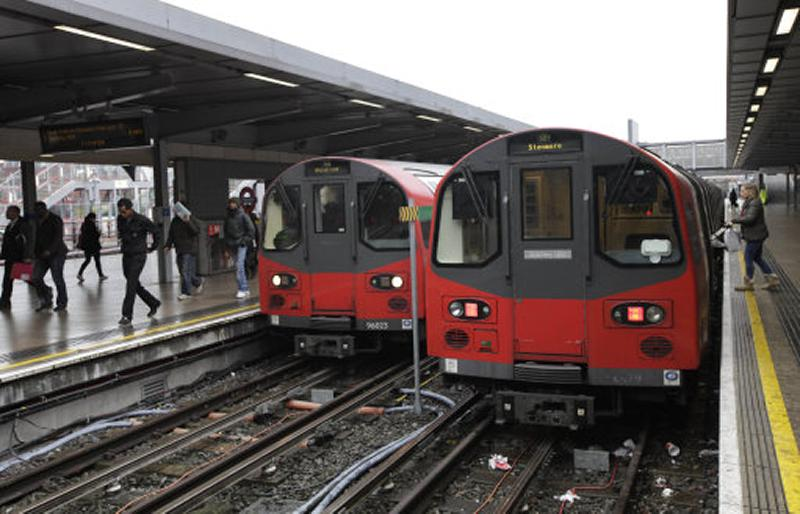 RMT CONFIRMS TWO 24 HOURS STRIKES ON JUBILEE LINE