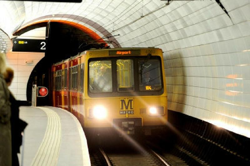 RMT Government call over Tyne and Wear Metro
