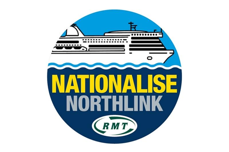 RMT to hold Nationalise Northlink public meeting on Shetland
