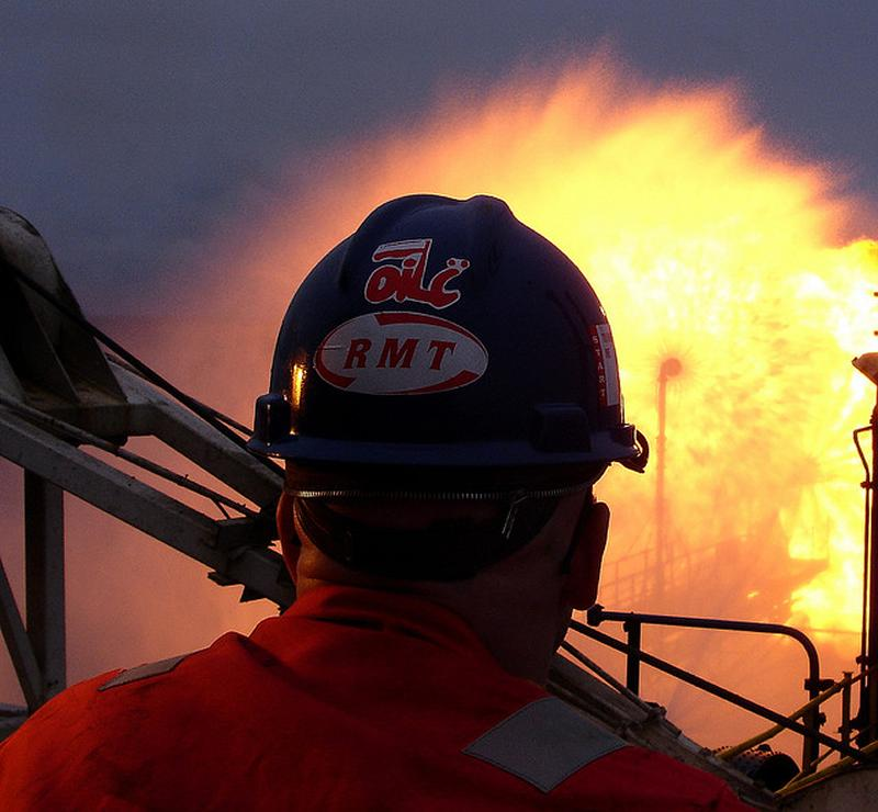 Threat to UK energy security from BP North Sea job losses - rmt