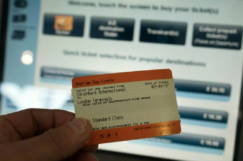 New RMT analysis shows on rail fare savings