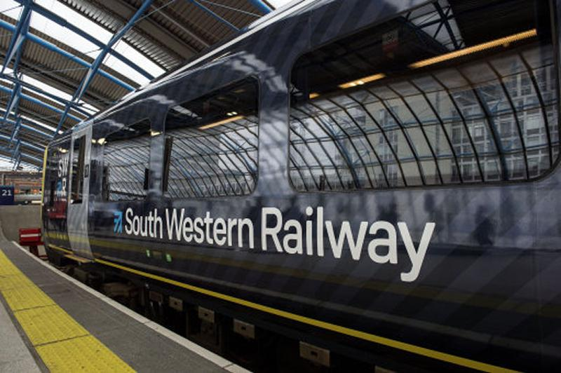 South Western Railway Guards' safety dispute action resumes