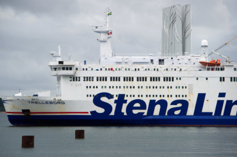 RMT announces dispute with Stena Line over pandemic sick pay