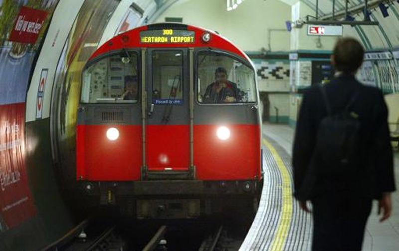 Strike ballot on Piccadilly Line